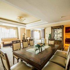 Гостиница Минск 4* Апартаменты с двуспальной кроватью фото 12