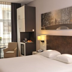 Отель Amsterdam De Roode Leeuw Нидерланды, Амстердам - 1 отзыв об отеле, цены и фото номеров - забронировать отель Amsterdam De Roode Leeuw онлайн комната для гостей фото 2
