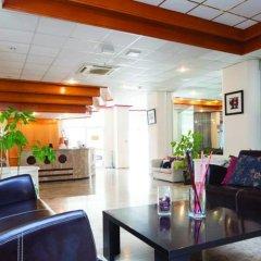 Отель Papantonia Apts Кипр, Протарас - отзывы, цены и фото номеров - забронировать отель Papantonia Apts онлайн интерьер отеля фото 2