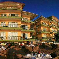 Отель Bella Vista Suite Аланья вид на фасад фото 2