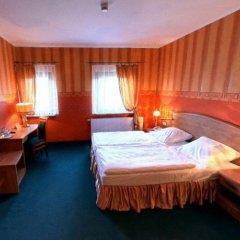 Hotel Bugatti 3* Стандартный номер с различными типами кроватей