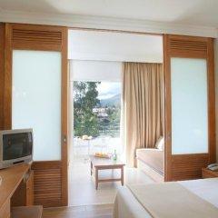 Отель Corcyra Gardens - All inclusive комната для гостей фото 9