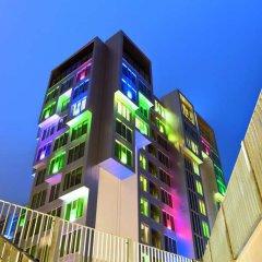 Отель Tivoli Hotel Дания, Копенгаген - 3 отзыва об отеле, цены и фото номеров - забронировать отель Tivoli Hotel онлайн вид на фасад фото 2