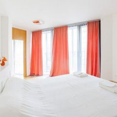Отель Prague Central Прага комната для гостей