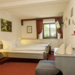 Отель Burghotel Stolpen комната для гостей