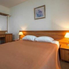 Отель Виктория Челябинск комната для гостей фото 2