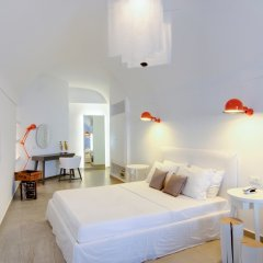 Отель Santorini Secret Suites & Spa 5* Люкс Pure с различными типами кроватей фото 2