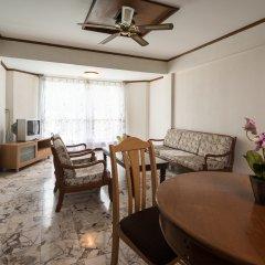 Отель Seashore Pattaya Resort комната для гостей фото 3