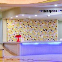 Отель Mareblue Cosmopolitan Hotel Греция, Родос - отзывы, цены и фото номеров - забронировать отель Mareblue Cosmopolitan Hotel онлайн интерьер отеля фото 2