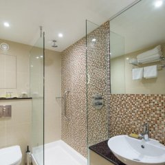 Отель Doubletree by Hilton London Marble Arch 4* Гостевой номер с различными типами кроватей фото 6