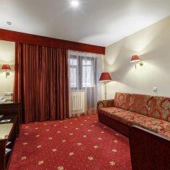 Клуб Отель Корона 4* Сьюит с различными типами кроватей