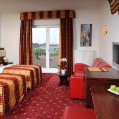 Hotel Klassik Berlin 3* Стандартный семейный номер