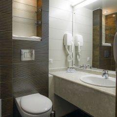 Отель Виктория Челябинск ванная