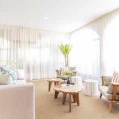 Отель Clube Maria Luisa комната для гостей фото 10