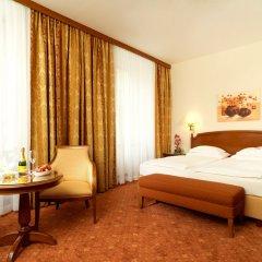 Hotel Stefanie 4* Улучшенный номер с различными типами кроватей фото 5