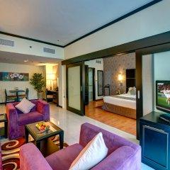 Grandeur Hotel 4* Люкс повышенной комфортности фото 5