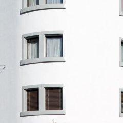 Olympia Hotel Zurich вид на фасад фото 3
