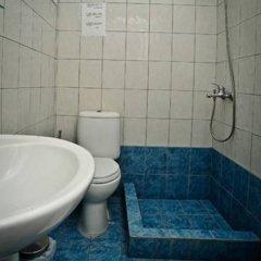 Отель Kapsohora Inn Hotel Греция, Пефкохори - отзывы, цены и фото номеров - забронировать отель Kapsohora Inn Hotel онлайн ванная фото 2