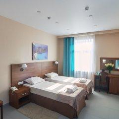 Гостиница Art 3* Стандартный номер с 2 отдельными кроватями фото 2