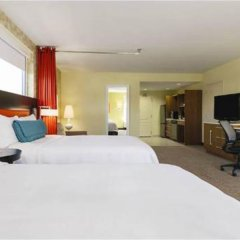 Отель Home2 Suites By Hilton Minneapolis Bloomington Блумингтон комната для гостей фото 2