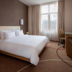 Гостиница Горки Панорама 4* Стандартный номер с различными типами кроватей фото 2