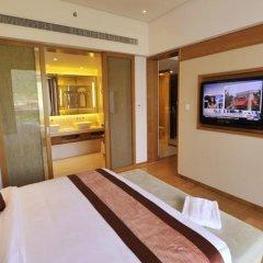 Отель Mingshen Jinjiang Golf Resort удобства в номере