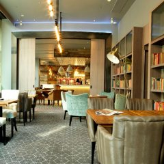 DoubleTree by Hilton Hotel Manchester - Piccadilly развлечения