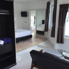 Отель Le Versace Residence 3* Апартаменты разные типы кроватей