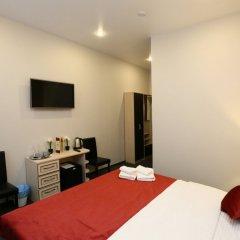 Гостиница Эден 3* Улучшенный номер с различными типами кроватей фото 8