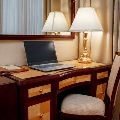 Гостиница Мандарин Москва 4* Номер Бизнес с различными типами кроватей фото 5