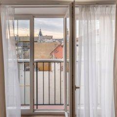 Апарт-отель City Nest 4* Апартаменты с различными типами кроватей фото 12