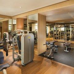 Отель Conrad Centennial Singapore фитнесс-зал