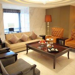 Boyue Shanghai Hongqiao Airport Hotel комната для гостей фото 4