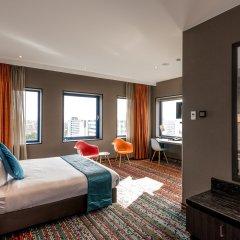 Отель XO Hotels Couture Amsterdam 4* Номер Комфорт с различными типами кроватей фото 4