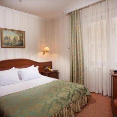 Гостиница Отрада 5* Стандартный номер на цокольном этаже с различными типами кроватей фото 2