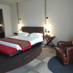Отель IH Hotels Milano Ambasciatori 4* Люкс с различными типами кроватей
