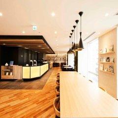 Hotel Intergate Tokyo Kyobashi 3* Улучшенный номер с различными типами кроватей фото 3