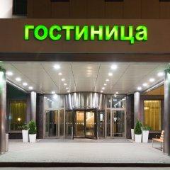 Гостиница Холидей Инн Москва Сущевский вид на фасад фото 3