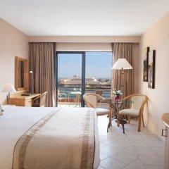 Marina Hotel Corinthia Beach Resort комната для гостей фото 2
