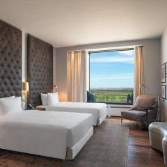 Hilton Saint Petersburg Expoforum Hotel 4* Представительский номер с различными типами кроватей