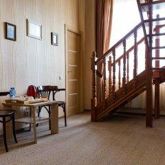 Гостиница Сибирский Сафари Клуб 4* Номер Комфорт с различными типами кроватей фото 6