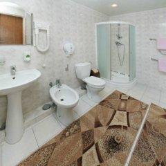 Гостиница Meridian Center Украина, Днепр - отзывы, цены и фото номеров - забронировать гостиницу Meridian Center онлайн ванная