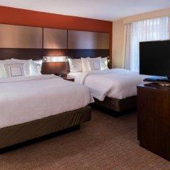 Отель Residence Inn by Marriott Seattle University District 3* Студия с 2 отдельными кроватями