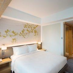 Отель Hilton Garden Inn Singapore Serangoon комната для гостей фото 6