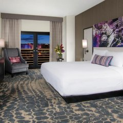 Hard Rock Hotel And Casino 4* Номер Делюкс фото 3