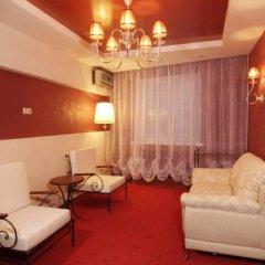 Мини-Отель Чайка комната для гостей фото 4