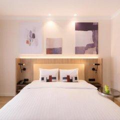 Гостиница Courtyard Marriott Sochi Krasnaya Polyana 4* Стандартный номер с различными типами кроватей фото 2