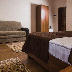 Гостиница Амира Парк Семейный номер с различными типами кроватей фото 2