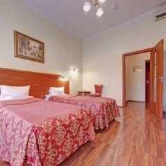Гостиница Аврора Номер Бизнес с 2 отдельными кроватями фото 2
