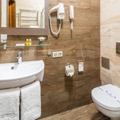 Гостиница Taurus City Львов ванная фото 2